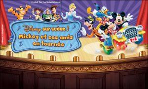 Disney lIve avec Mickey et ses amis en tournée