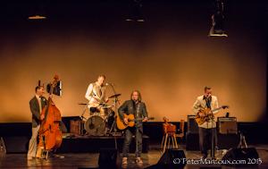 Daniel Bélanger et son band