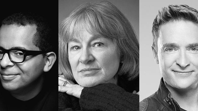 Gregory Charles, Micheline Lanctôt et Mario Tessier