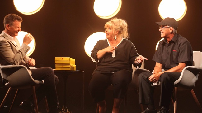 Les Grandes entrevues - Sonia Vachon