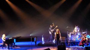 Ingrid St-Pierre et ses musiciens