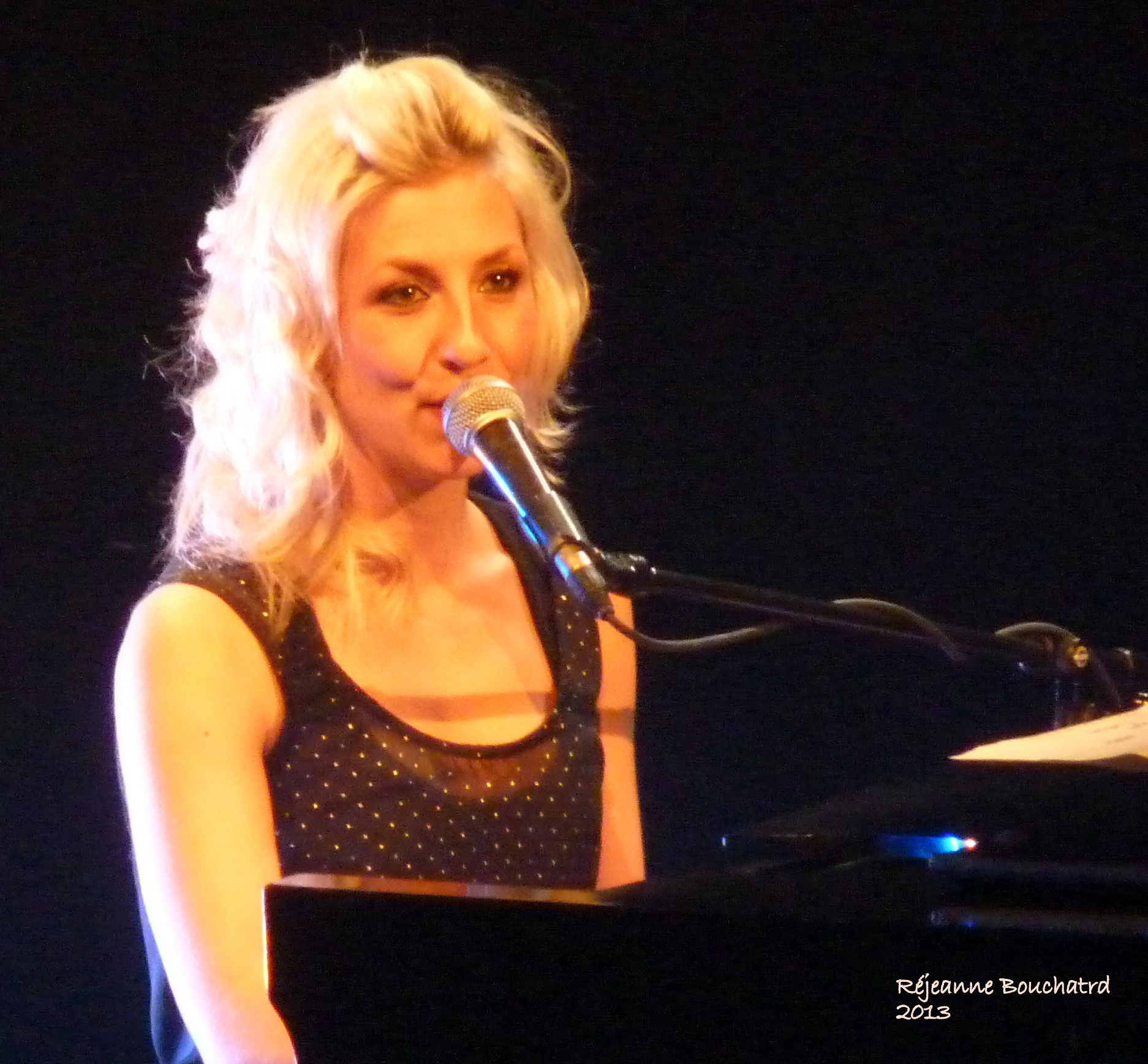 Ingrid St-Pierre