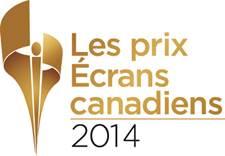 Les prix écrans Canadiens 2014