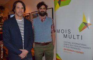 Mathieu Campagna , Opium-performance sonore; Bruno Bouchard, Notre Coney Island