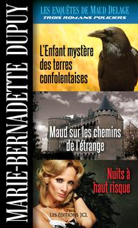 Les Enquêtes de Maud Delage, volume IV