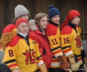 Quelques-uns des jeunes Boys!