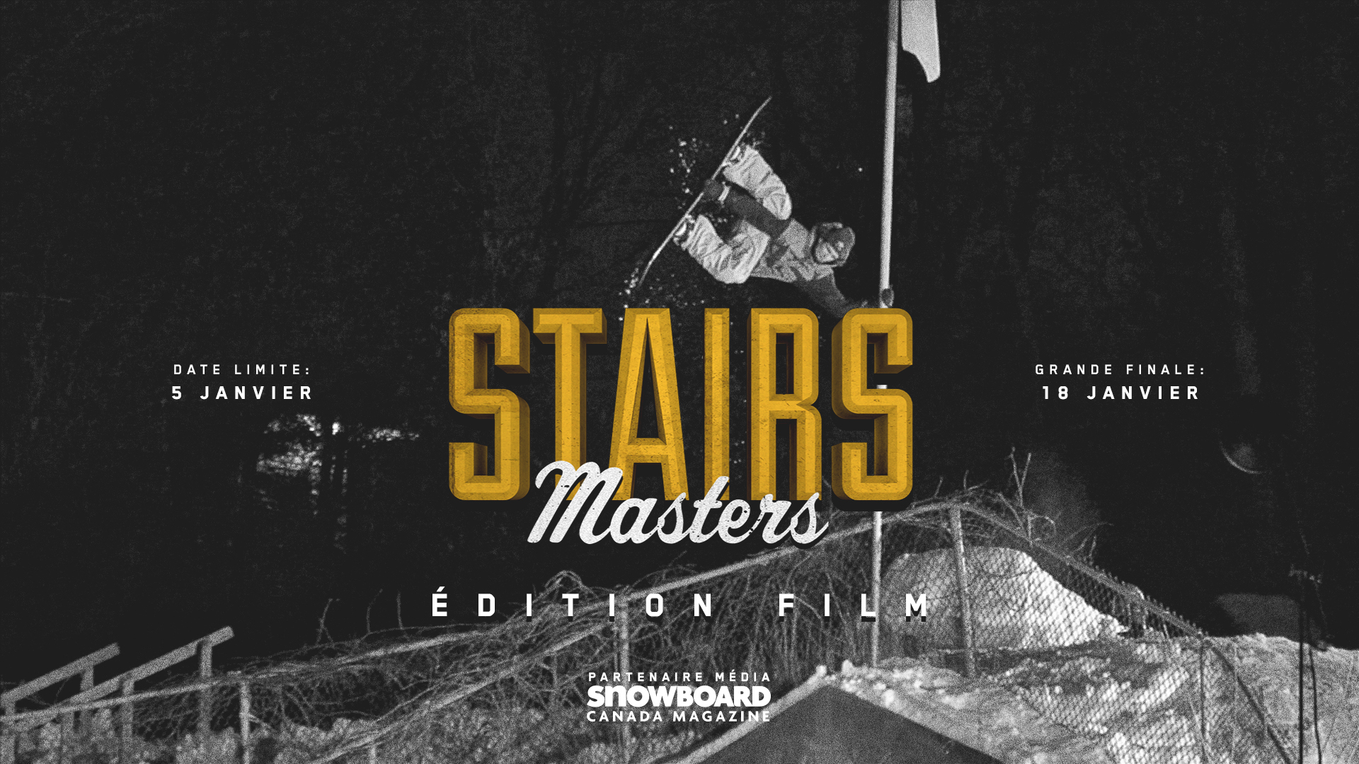 Le Stairsmasters