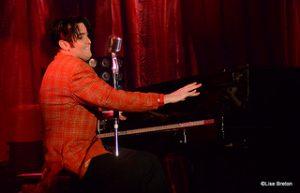 Quelle fougue au piano!