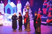 Le « Joyeux Noël » de La Troupe V'là l'Bon Vent