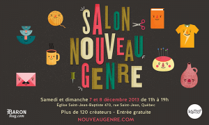 Salon Nouveau Genre