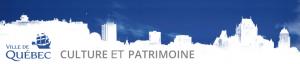 Culture et Patrimoine de la Ville de Québec