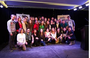 Participants de la 20e édition de Ma Première Place des Arts