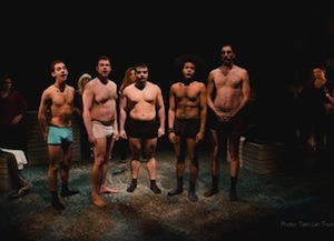 Adam Daniel Koren (Malcolm), Marc-André Poulin (Dave), Mike Melino (Ethan), Justin Johnson (Horse), Dave Handelman (Harold)