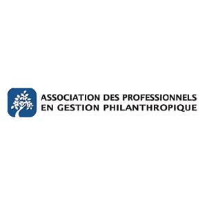 Association des professionnels en gestion philanthropique