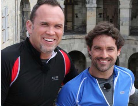 Dave Morissette et Guillaume Lemay-Thivierge