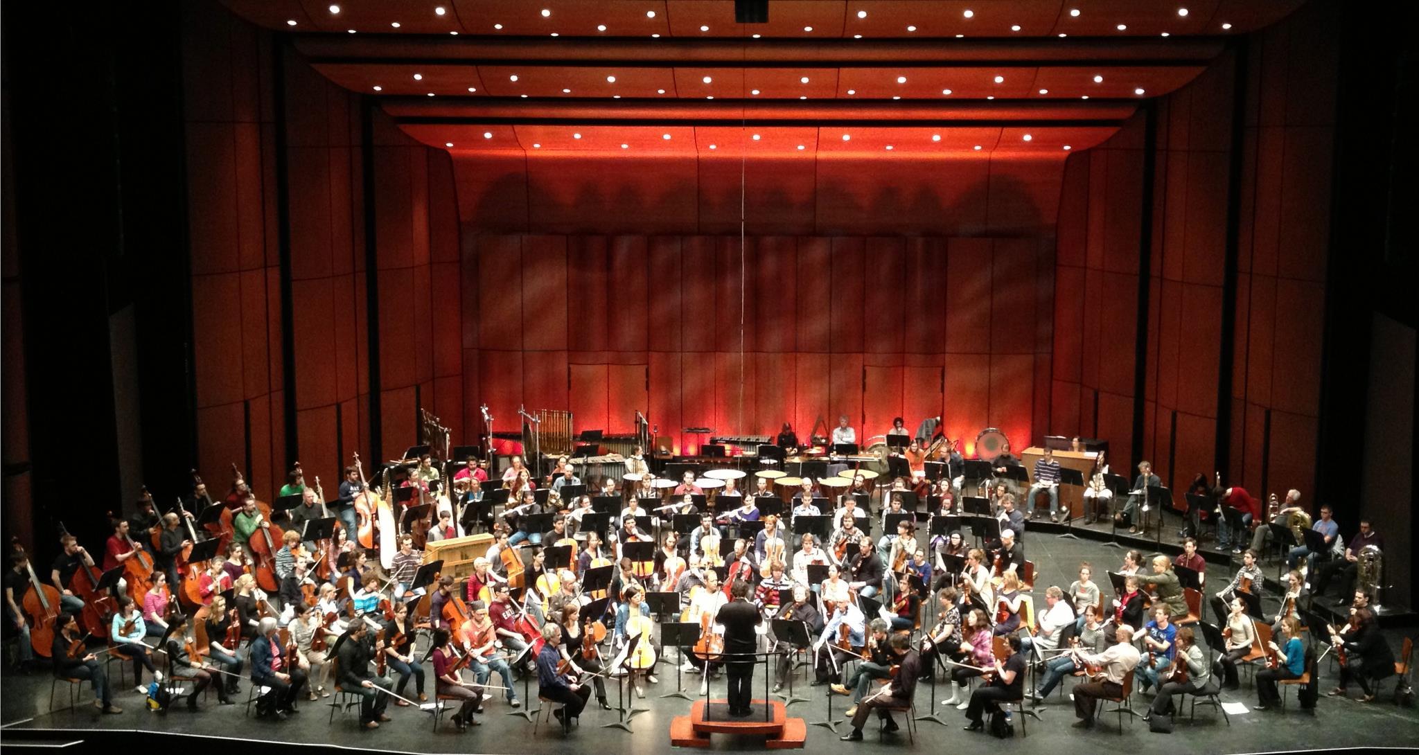 L'Orchestre Symphonique de Québec