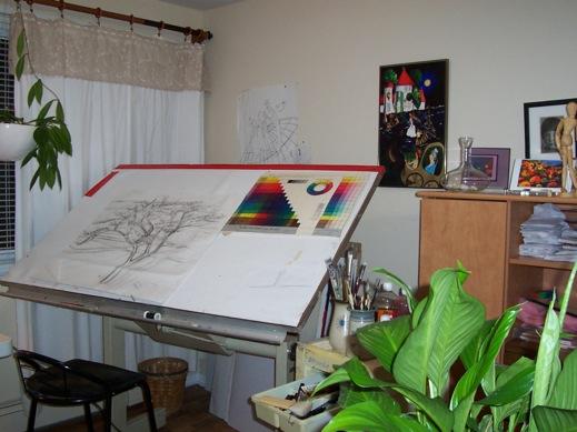 Atelier de Paule Bossé