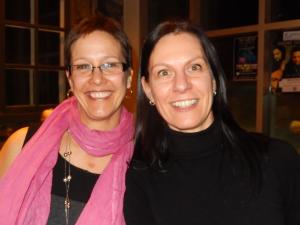 Nancy Croteau et Mireille Racine