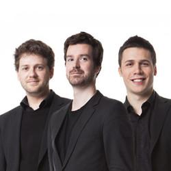 Benoit Loiselle, Raphaël McNabney, Raphaël Dubé