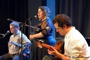 Patricia Cano et ses musiciens