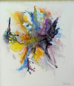 Oeuvre de Maryse Chevrier