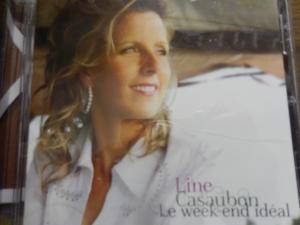 """Line Casaubon """"Le week-end idéal"""""""