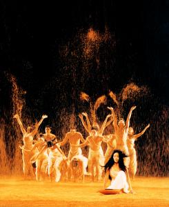 Cloud Gate Dance Theatre of Taiwan photo de YU Hui-hung
