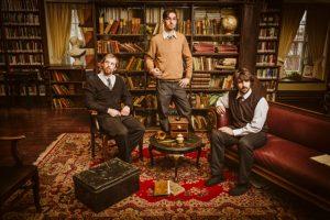 Le groupe 5 for Trio
