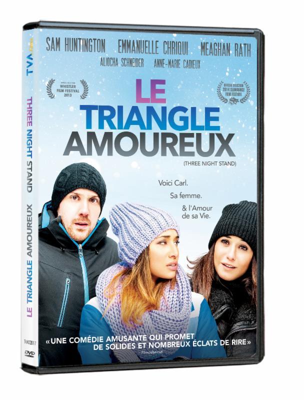 DVD- Le Triangle Amoureux