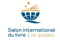 Salon international du livre de Québec