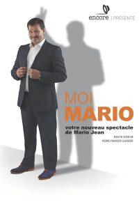 En Scène présente Mario Jean son spectacle  Moi Mario © photo: courtoisie