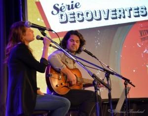 Tina-Ève et Sylvain Carufel