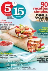 5-15 90 recettes simples
