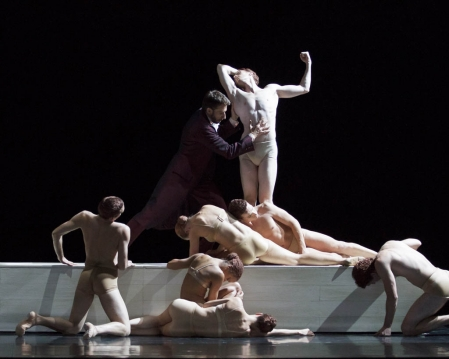 John Hall -Les Grands Ballets Canadiens