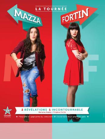 Mariana Mazza et Virginie Fortin,