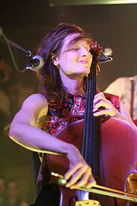 Gabrielle Girard-Charest, Groenland