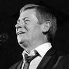 le chanteur Bernard Bruel