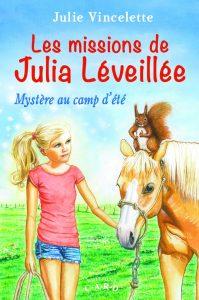 Julie Vincelette les missions de Julia Léveillée © photo: courtoisie
