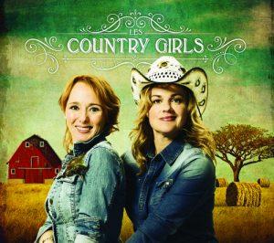es Country Girls, Sylvie Moreau et Sandra Dumaresq