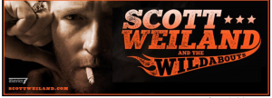 Scott Weiland & The Wildabouts,