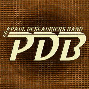 pochette du cd The Paul DesLauriers Band