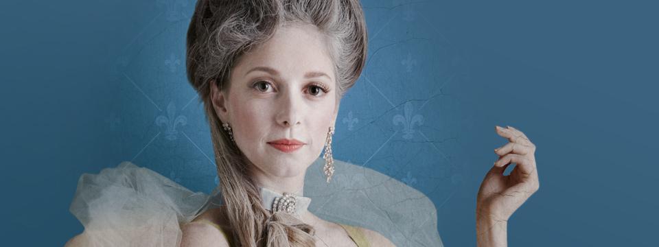 Les Grands Ballets - Marie-Antoinette