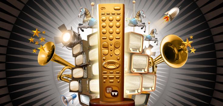 Les Zapettes d'Or 2014