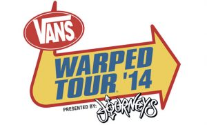 Van's Warped Tour 2014