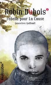 Geneviève Guilbault Robin Dubois rebelle pour la cause © photo: courtoisie