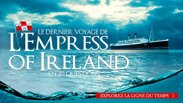 L'Empress of Ireland