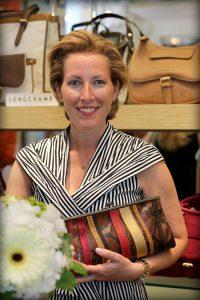 Sheila Morgan, propriétaire Bagages de France