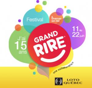 Le Festival Grand Rire 2014