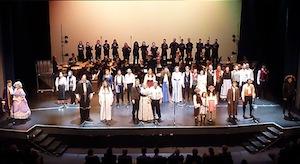 Romance et Révolution: la musique de la comédie musicale Les Misérables