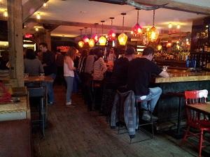 Bar du Jack Saloon
